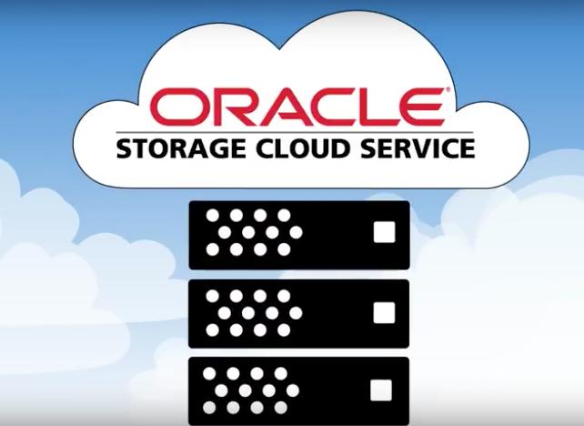 Oracle PaaS의 Storage CS 컨테이너 설정 형식 변경