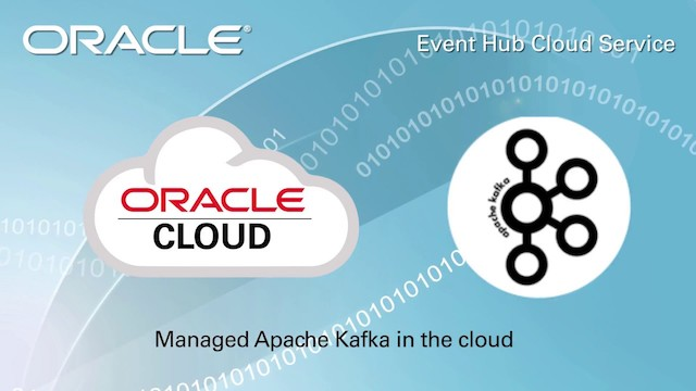 Apache Kafka PaaS: Oracle Event Hub CS 소개..