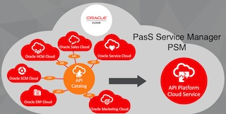 Oracle PaaS Service Manager 소개 및 설치
