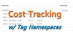 Tagging을 이용한 Cost Tracking
